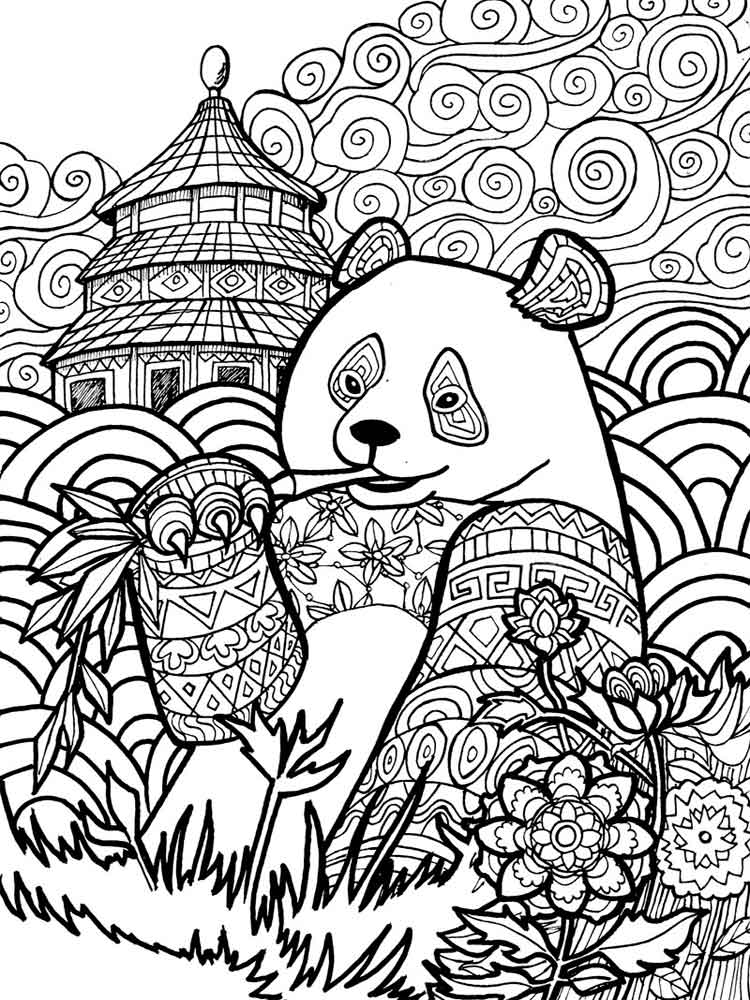 Art Therapy coloring pages for adults Free Printable Art Therapy