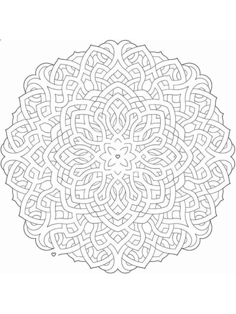 celtic adult coloring pages - photo#36