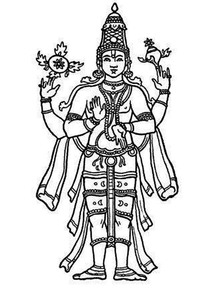 free chakra coloring pages - photo#25