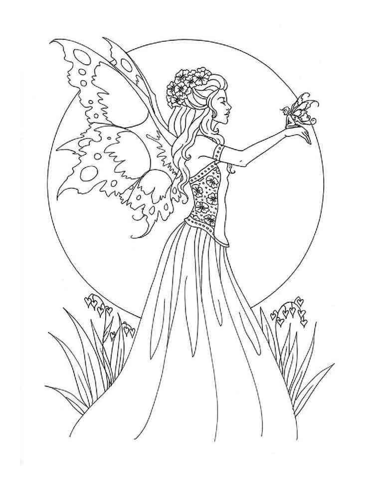Fairy Adult 113