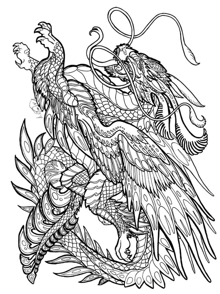 Fantasy Coloring Pages Free Printable Fantasy Coloring Pages