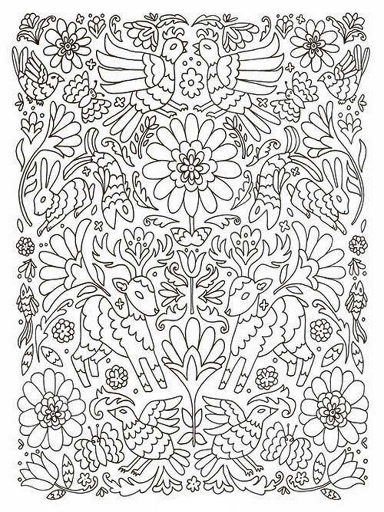 - Free Mindfulness Coloring Pages For Adults. Printable To Download Mindfulness  Coloring Pages.