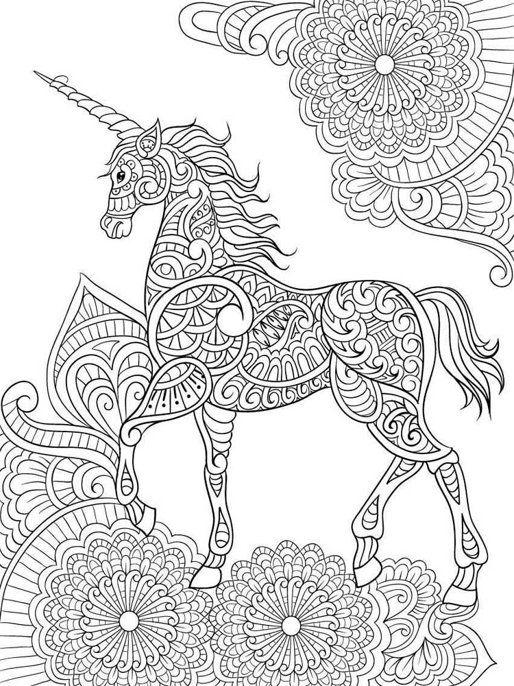 Free Mindfulness Coloring Pages For Adults Printable To