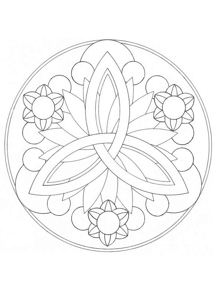 What free easy coloring pages for adults