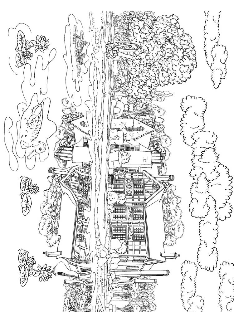 25+ Peter's Chair Coloring Page