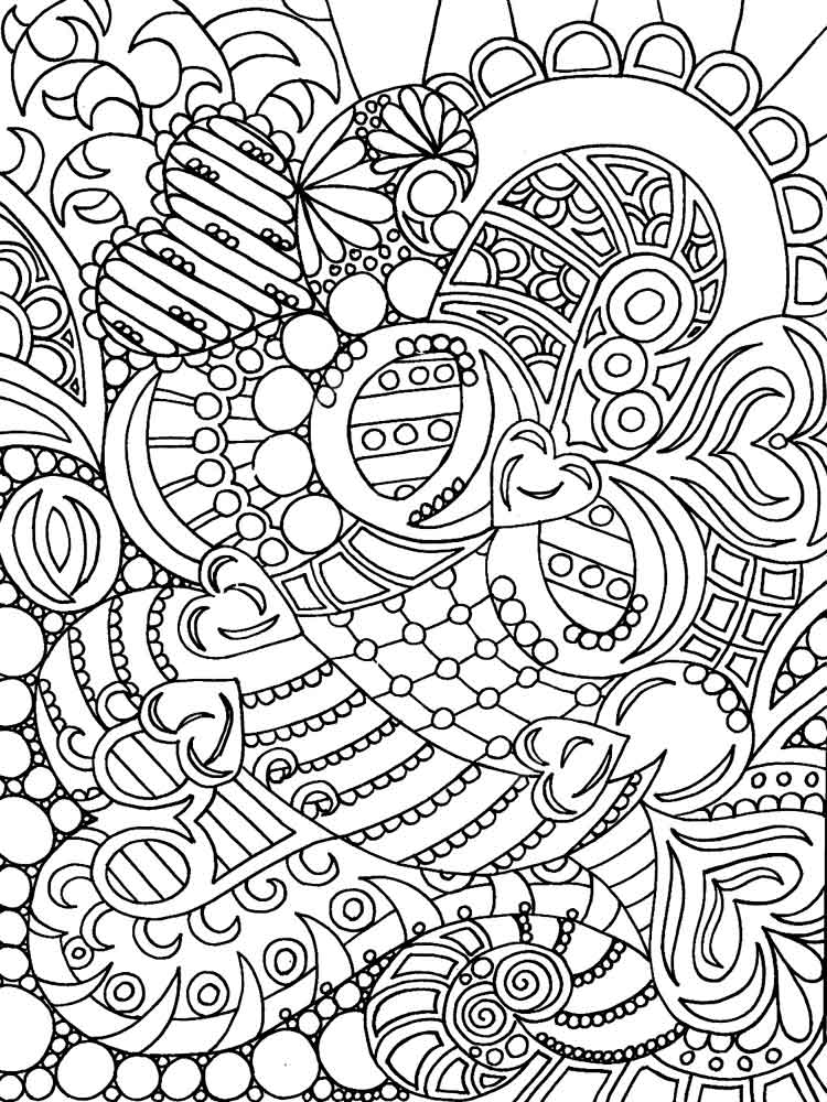 - Therapy Coloring Pages For Adults. Free Printable Therapy Coloring Pages.