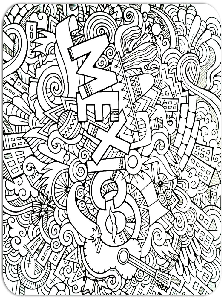 88 Coloring Pages For Stress