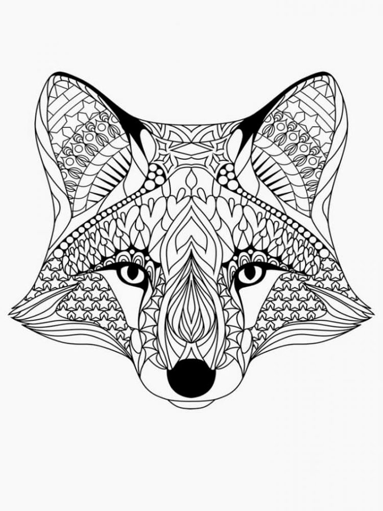 AntiStress coloring pages for adults Free Printable AntiStress coloring pages