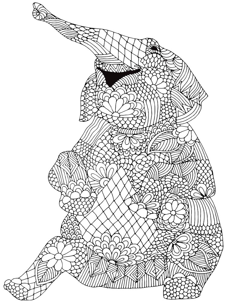 Anti Stress Coloring Book Download Free Coloriage Anti