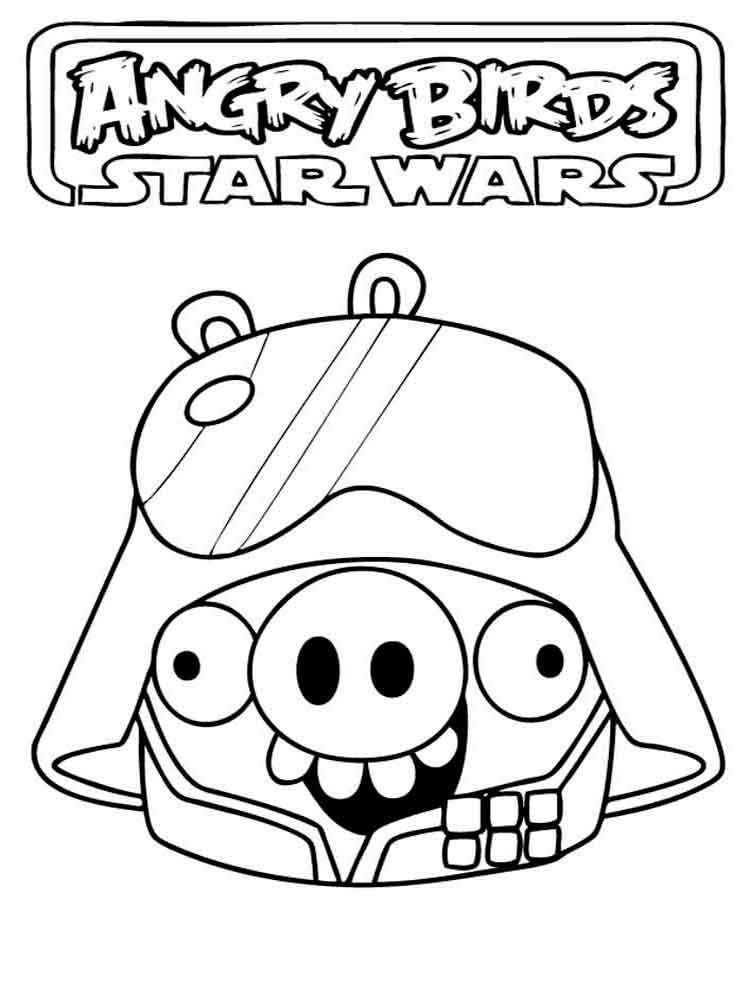 angry birds coloring pages 19