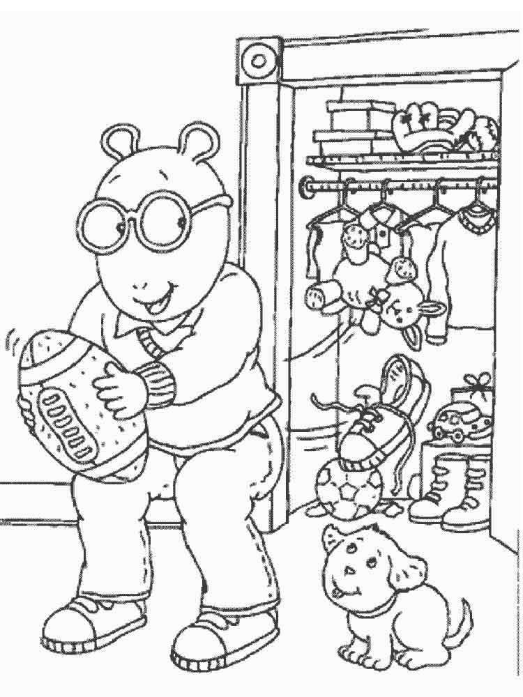 Arthur Christmas coloring pages | Free Coloring Pages | 1000x750