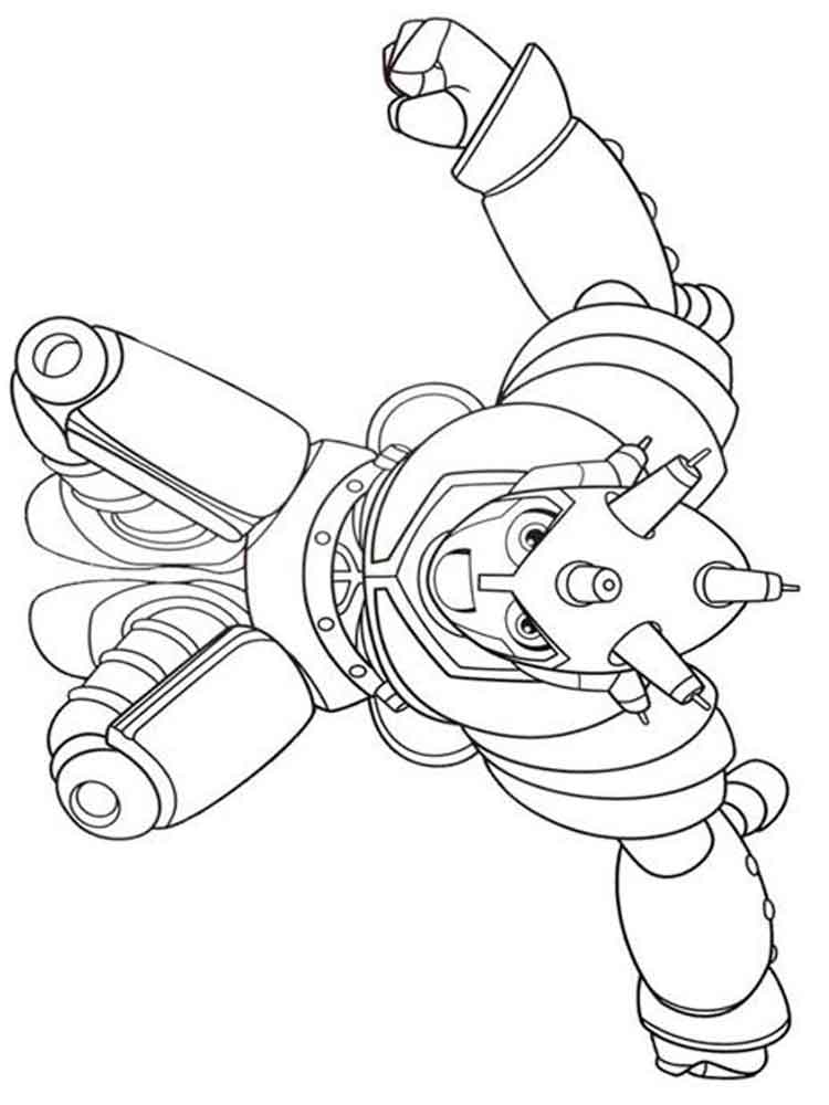 Astro Boy coloring pages. Download and print Astro Boy coloring pages