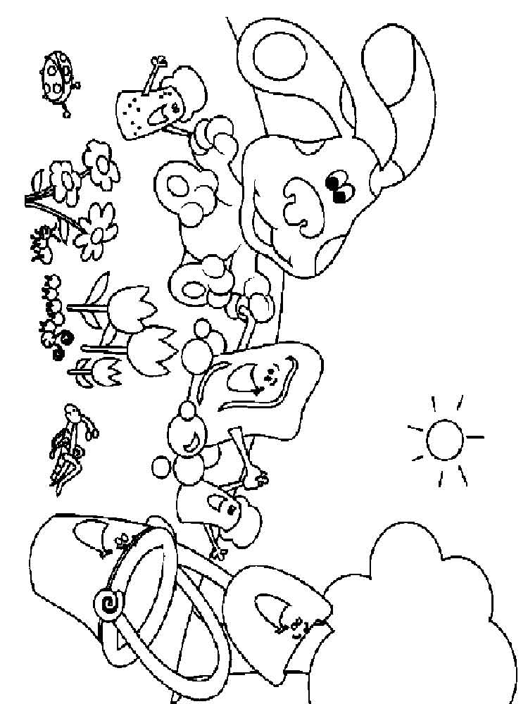 Blues Clues coloring pages Download and print Blues Clues