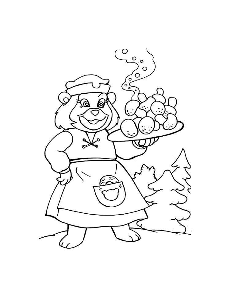 gummy bear coloring pages print - photo#26