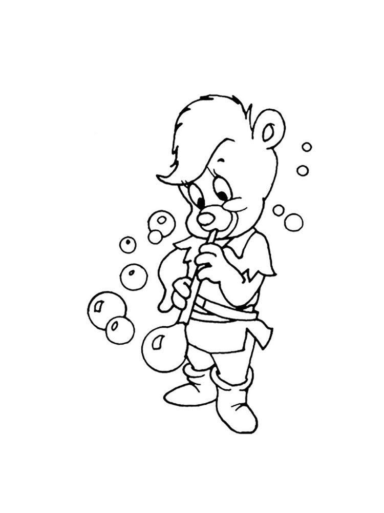 Gummi Bears Coloring Pages Download And Print Gummi Bears Gummy Coloring Page