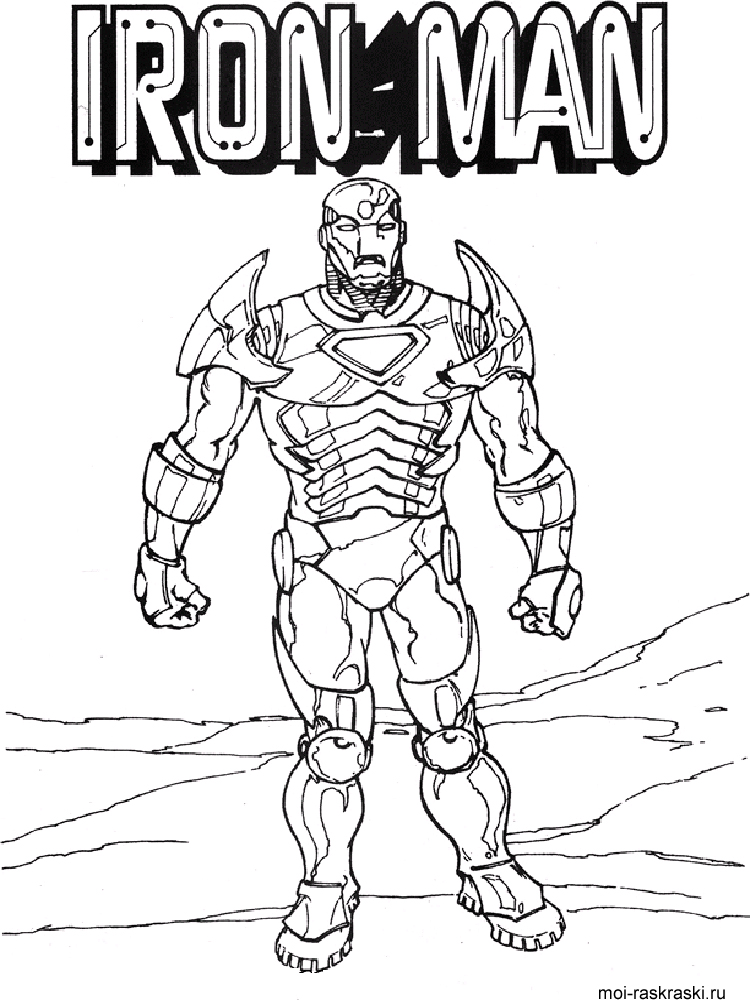 100 ideas Iron Man 2 Coloring Pages To Print on kankanwzcom