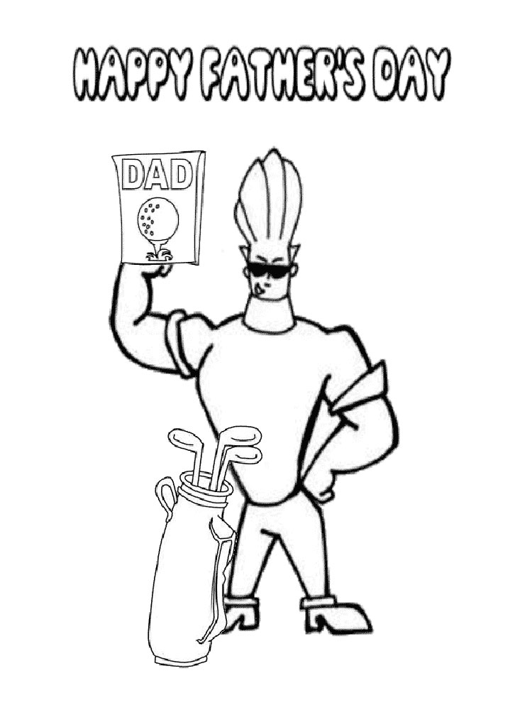 johnny bravo coloring pages - photo#20