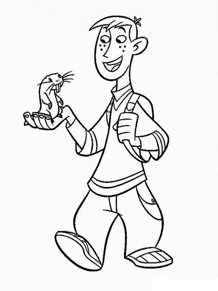 Kim Possible Coloring Pages Download And Print Kim Possible Possible Coloring Pages