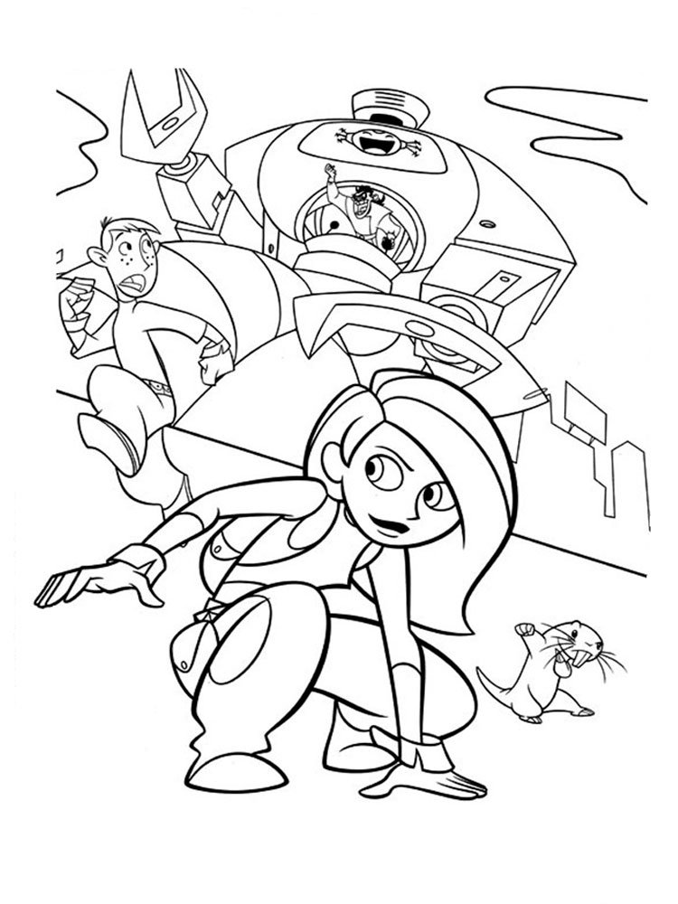 possible coloring pages - photo#29