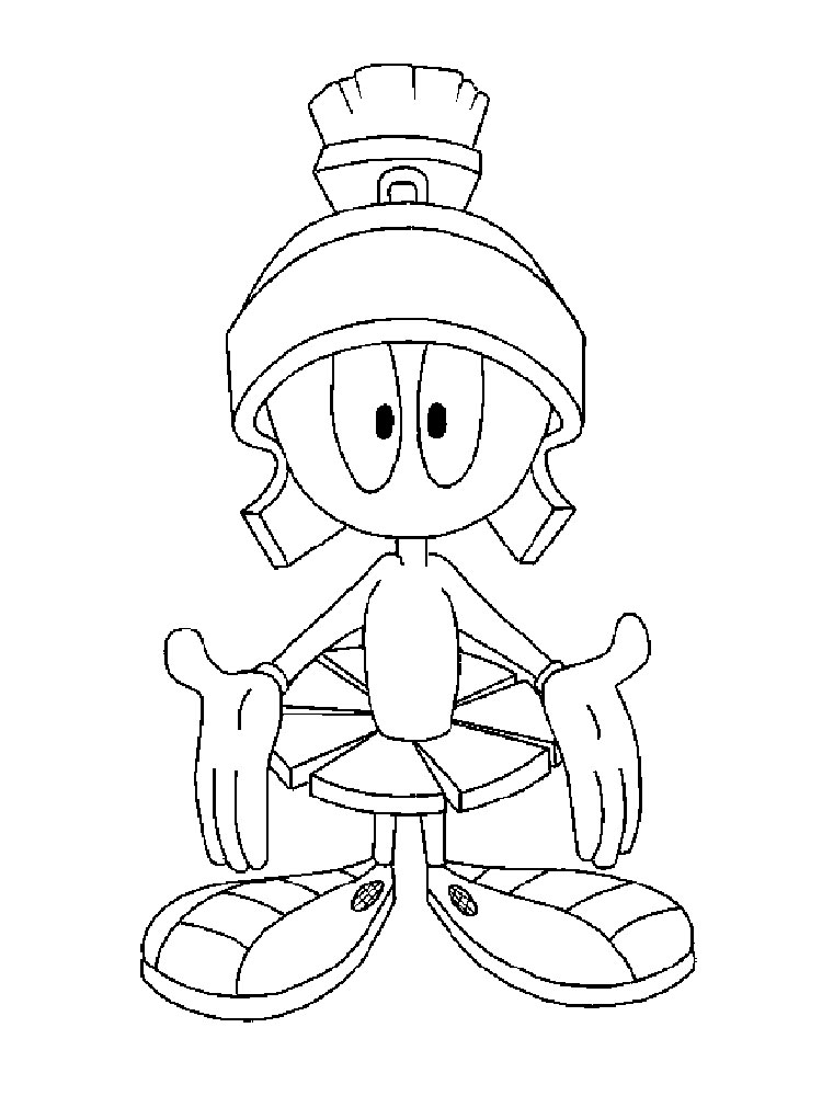 Looney Tunes coloring pages Download
