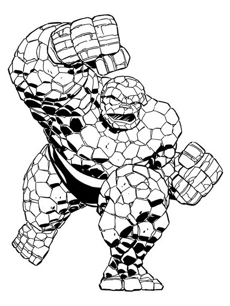 Free Marvel Superhero Coloring Pages. Download And Print Marvel Superhero  Coloring Pages