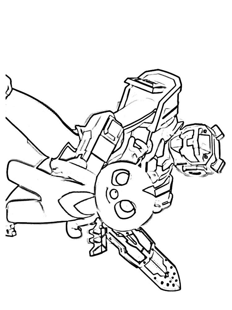 LEGO Nexo Knights Coloring Pages - The Brick Fan | 1000x750