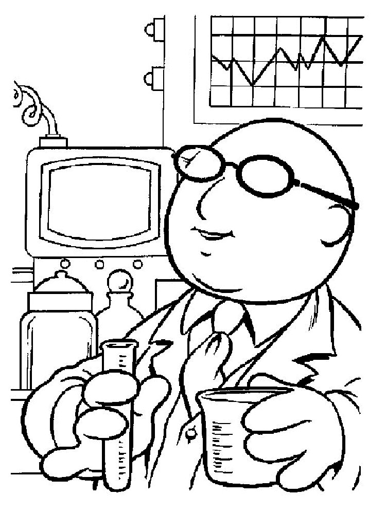 The Muppet Show coloring pages Download and print The Muppet Show
