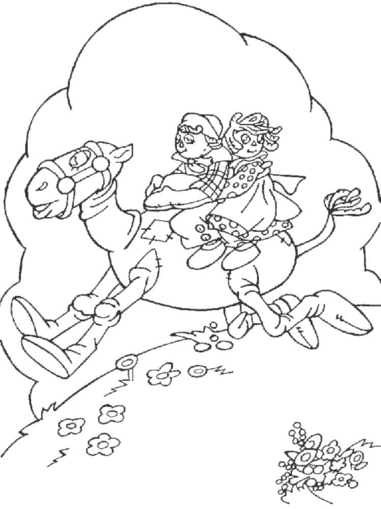 Free Raggedy Ann And Andy Coloring Pages Download And Print Raggedy Ann And Andy Coloring Pages