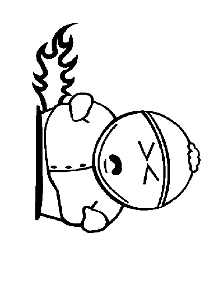 south park coloring pages 2 - Coloring Book Pages 2