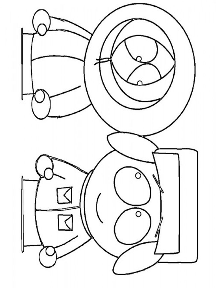 South Park coloring pages Download and print South Park coloring pages