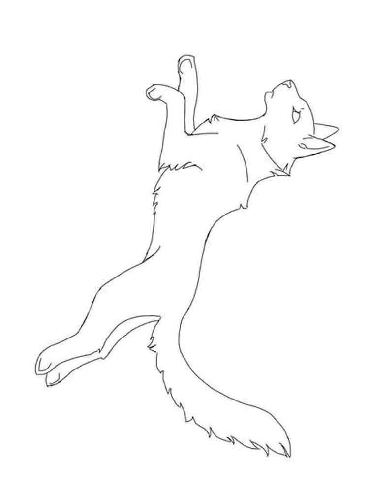 - Free Warrior Cats Coloring Pages. Download And Print Warrior Cats Coloring  Pages