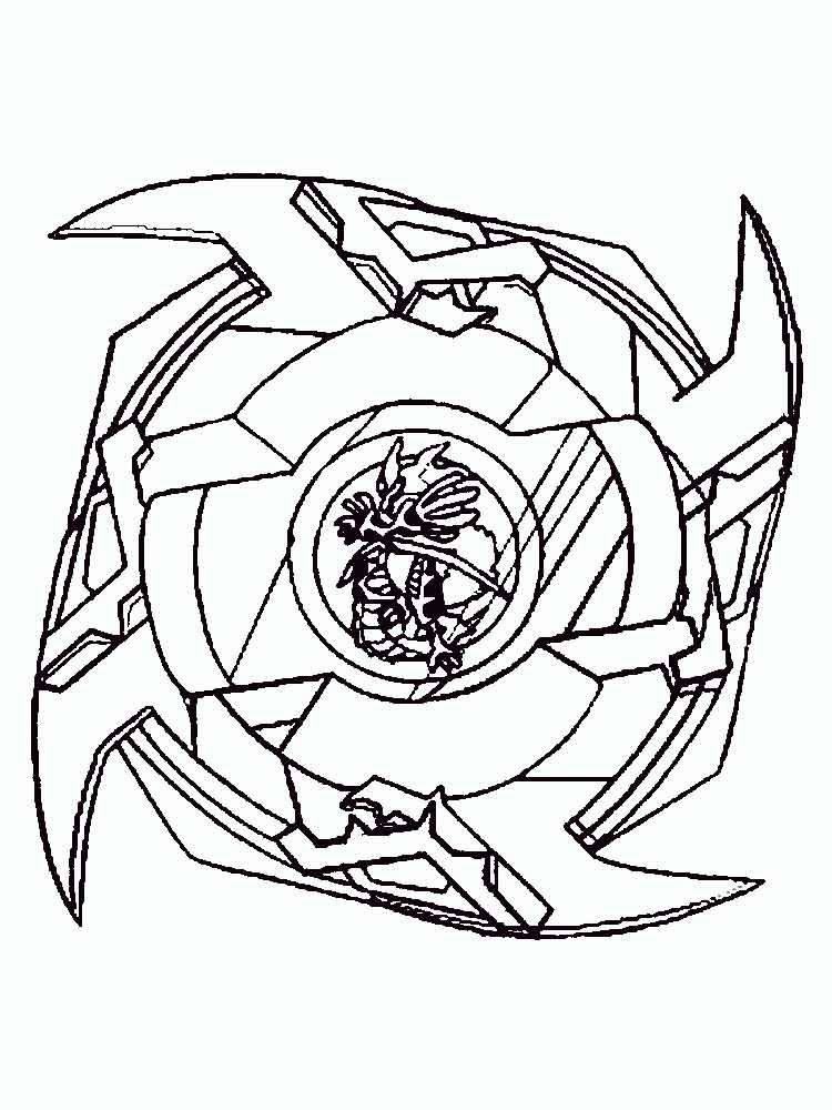 Beyblade coloring pages. Free Printable Beyblade coloring pages.