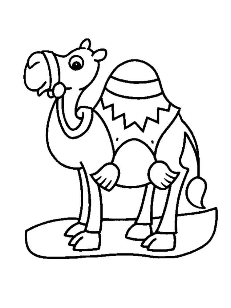Cartoon Animal coloring pages Free Printable Cartoon