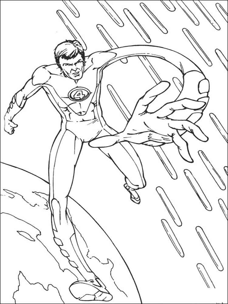 fantastic coloring pages - photo#40