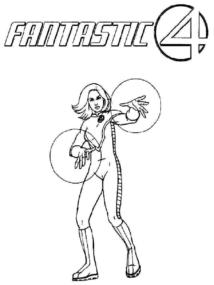 fantastic coloring pages - photo#45