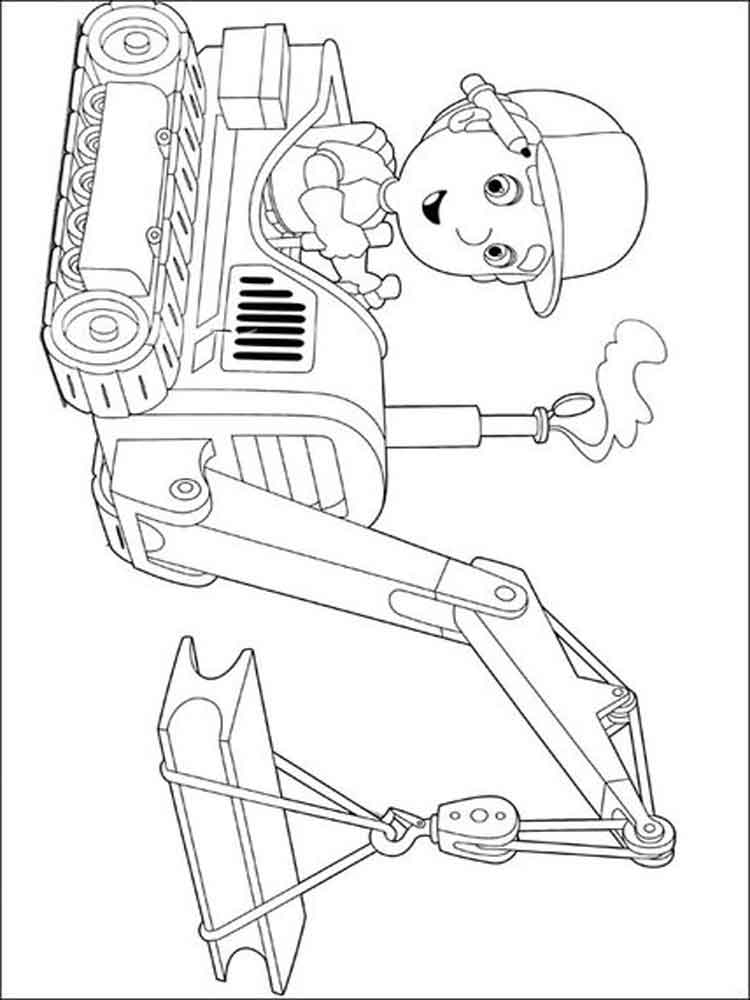 Handy Manny Coloring Pages Free Printable Handy Manny