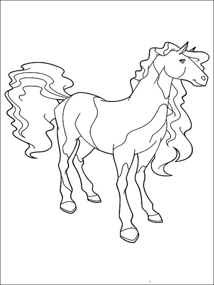 Horseland coloring pages. Free Printable Horseland coloring pages.