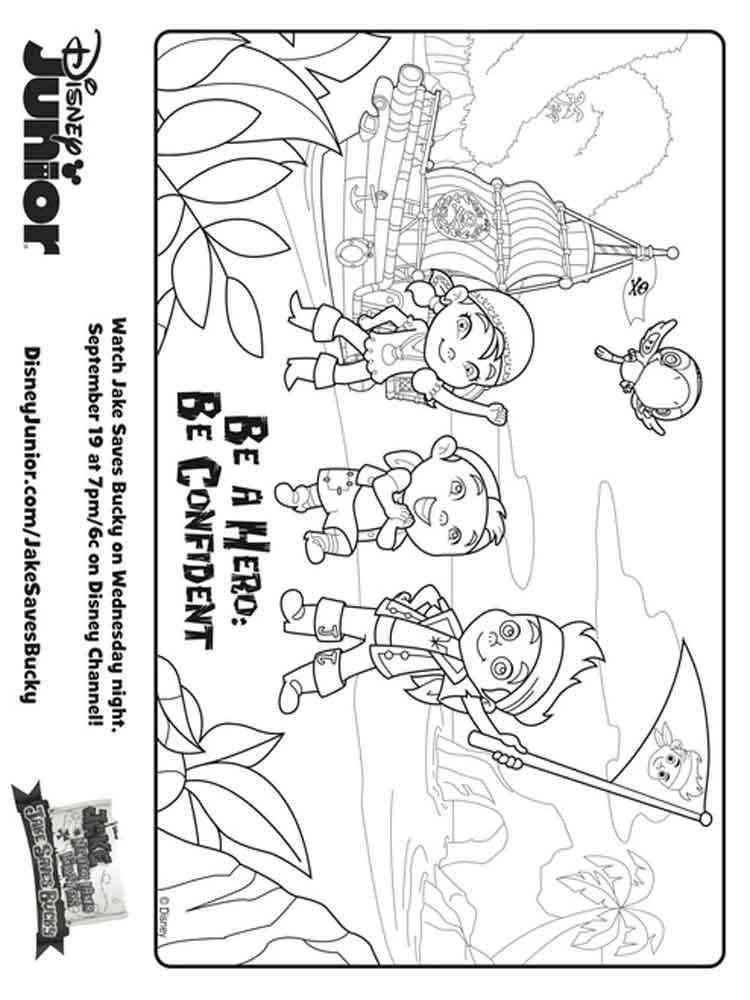 81 Disney Junior Jake And The Neverland Pirates