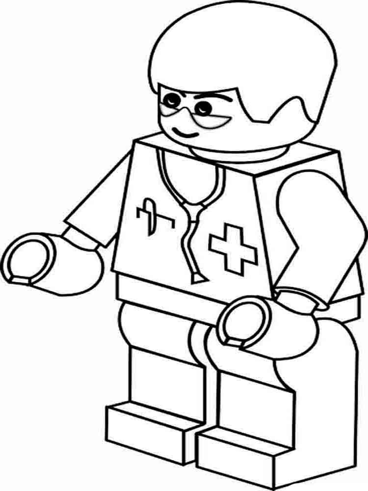 Lego coloring pages. Download and print Lego coloring pages.