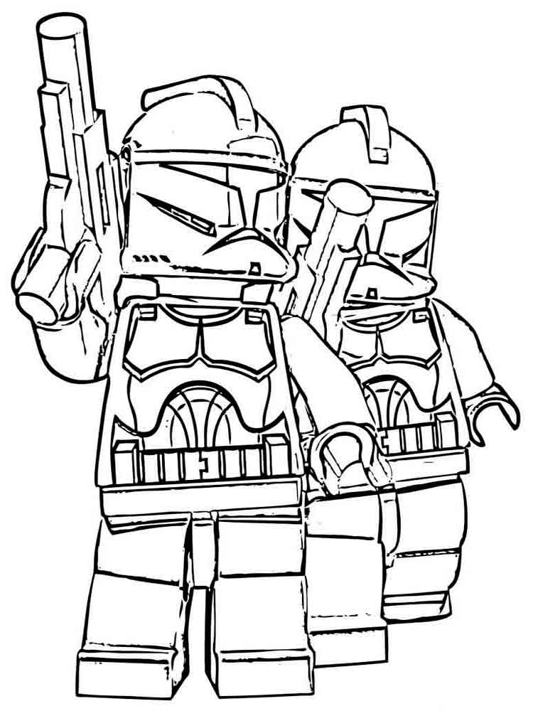 Lego Coloring Pages Download And Print Lego Coloring Pages
