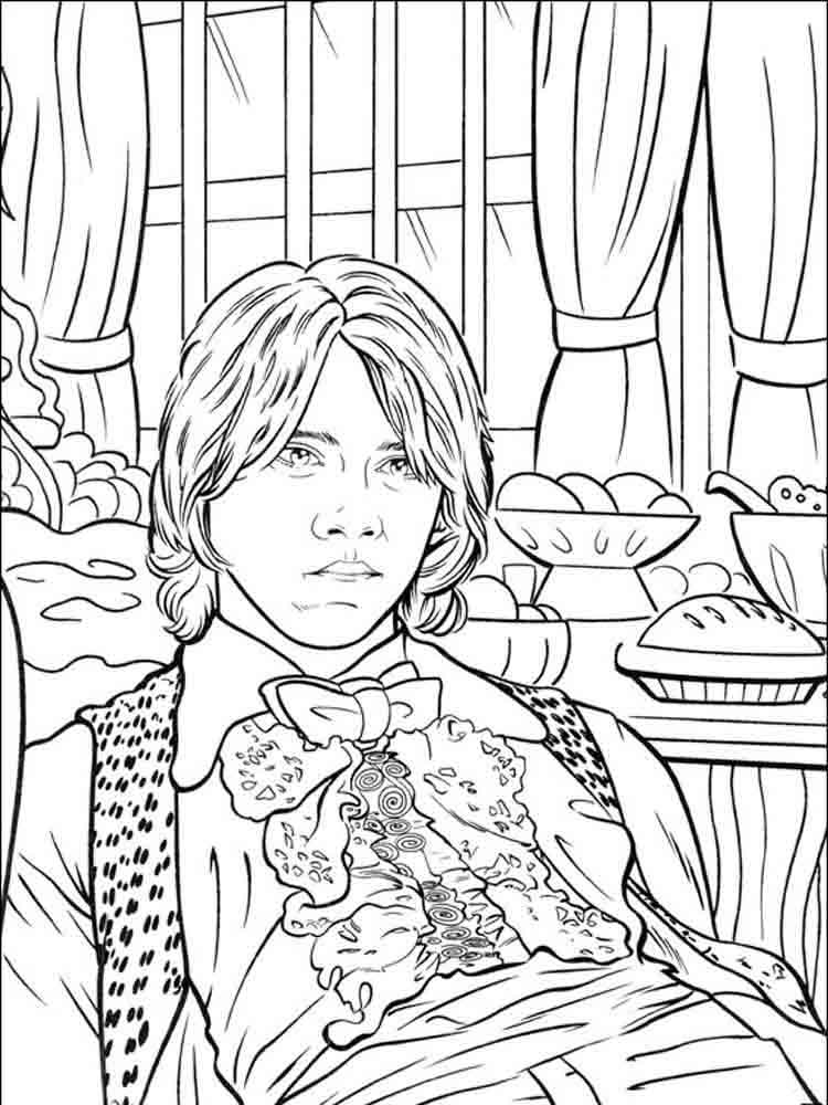 Harry Potter Coloring Pages Download And Print Harry Potter