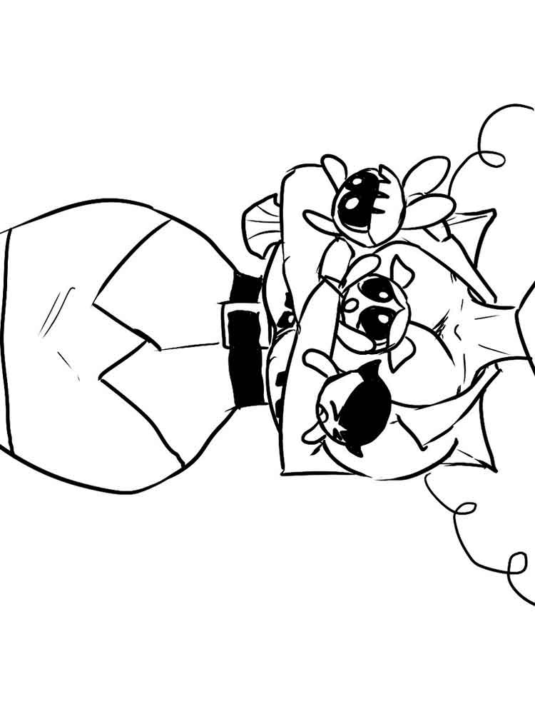 Powerpuff buttercup coloring pages free printable for Buttercup flower coloring pages