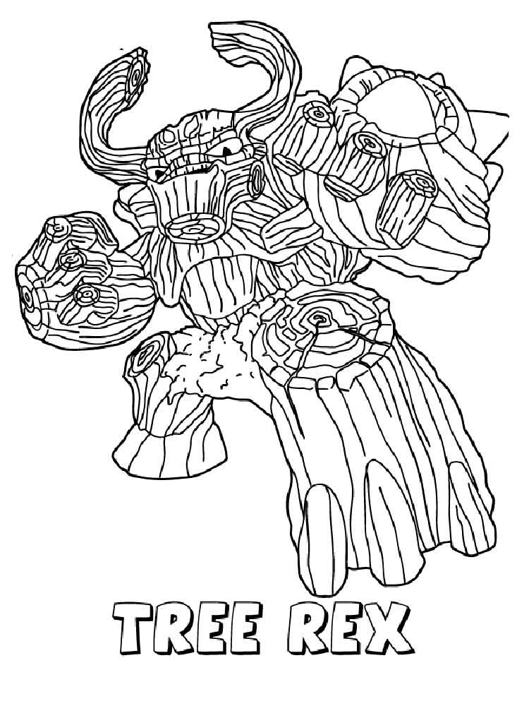 cartoon giant coloring pages - photo#9
