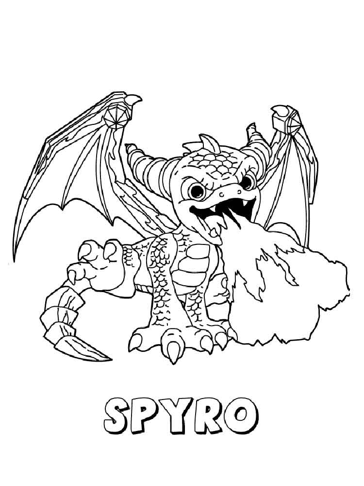 cartoon giant coloring pages - photo#37