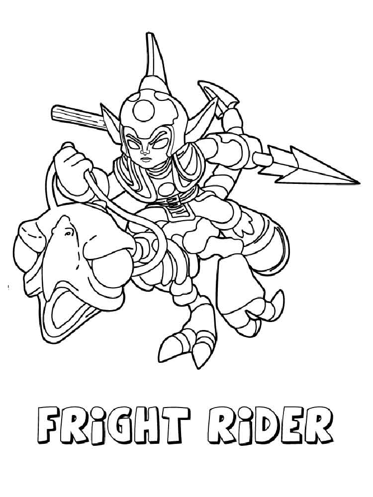 cartoon giant coloring pages - photo#6