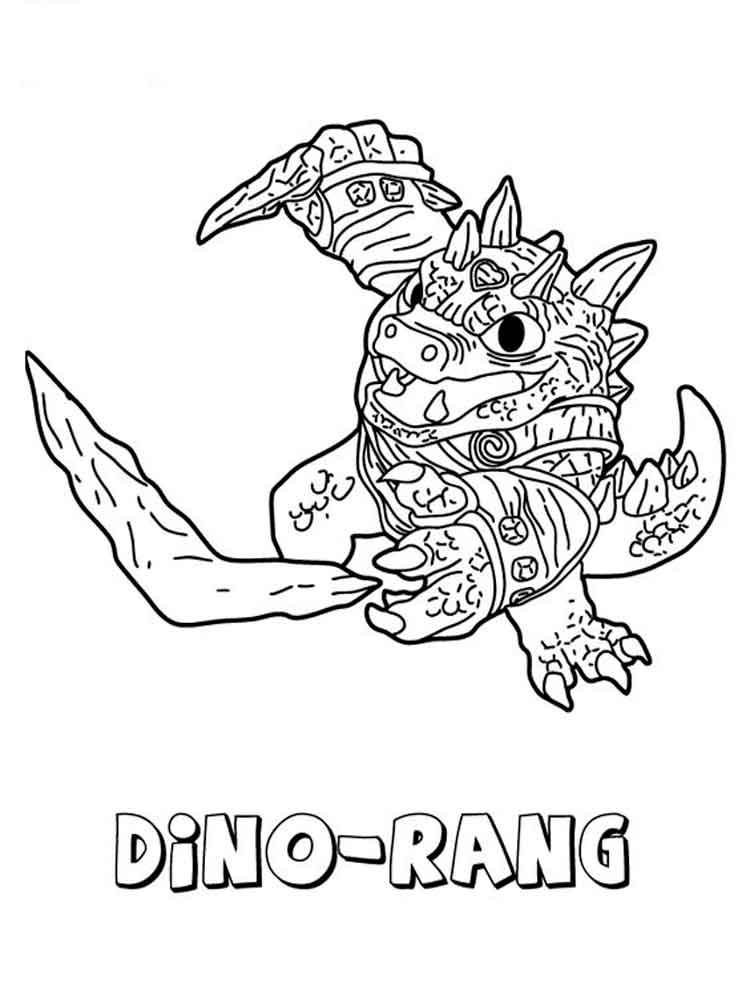 cartoon giant coloring pages - photo#14