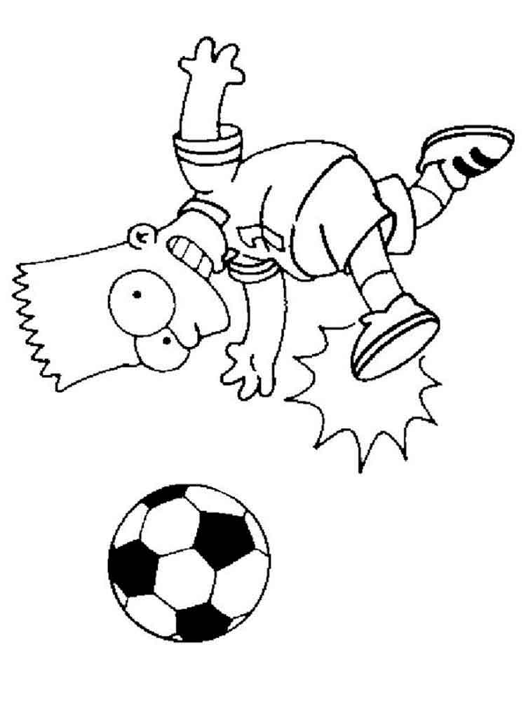 the simpsons coloring pages and print the