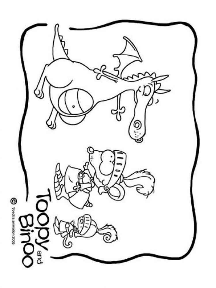 binou coloring pages - photo#24