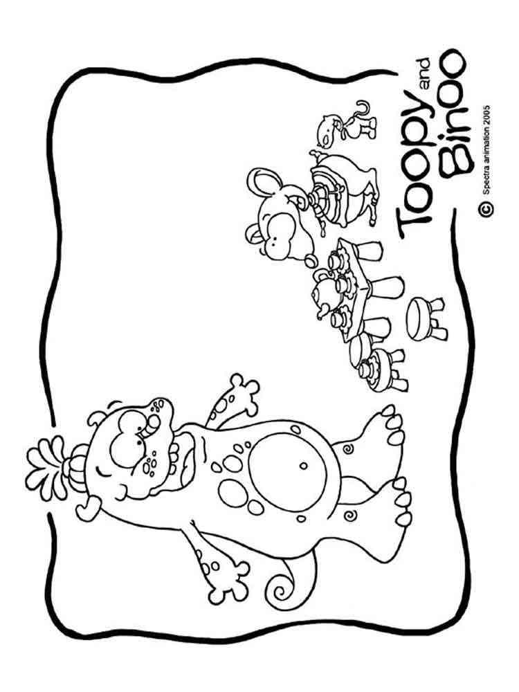 binou coloring pages - photo#19