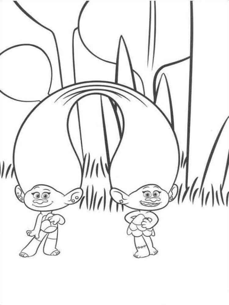 free trolls coloring pages - trolls coloring pages free printable trolls coloring pages